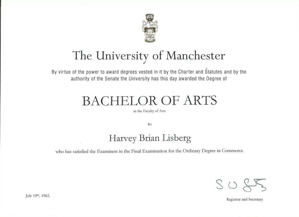 Harvey_Brian_Lisberg_Bachelor_of_Arts(L)